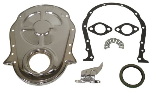 Chevy Big Block 396-402-427-454 Aluminum Timing Chain Cover Set - ()