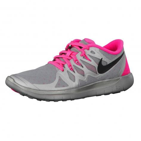 a0972fb9d7e0 NIKE Free 5.0 Flash Junior Running Shoe