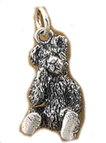 """Humboldt 5/8"""" Boyds Sterling Silver Charm (Retired)"""