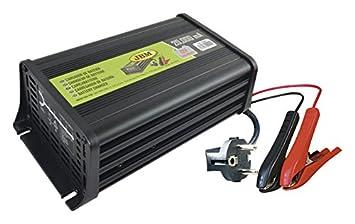JBM 52292 Cargador de batería, 24 V: Amazon.es: Bricolaje y ...