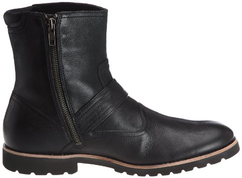 Rockport Ledge Hill Buckle Boot K72492 Herren Boots Schwarz (Black)