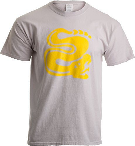 Legends of the Hidden Temple Tribute | 90s Halloween Team Costume Unisex T-shirt-M-Silver -