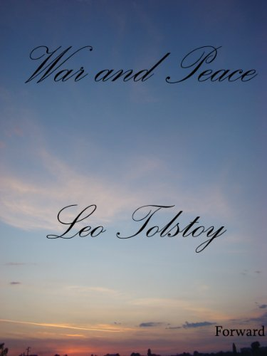 War and Peace (Complete Version, Best Navigation, Active TOC) (Best Version Of War And Peace)