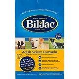 Bil Jac Select Adult Dry Dog Food 30 lb, My Pet Supplies