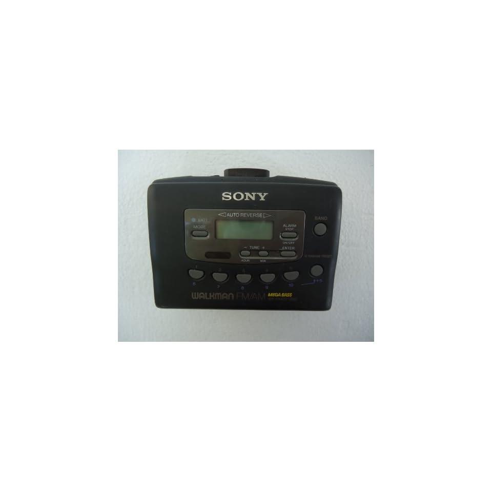 Sony Walkman WM FX403 FM/AM Radio & Cassette Player