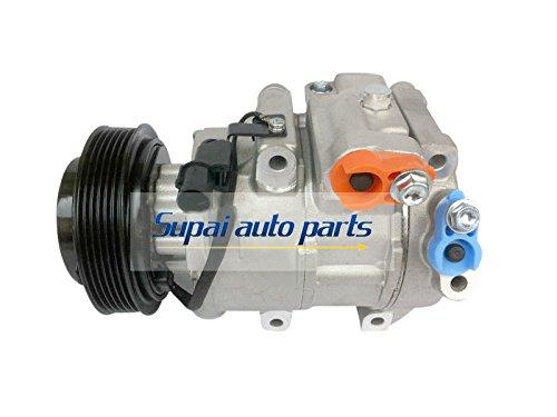 Price comparison product image Pengchen Parts New A / C Compressor for Kia Serato Spectra Cerato DV16 Hyunda Veloster