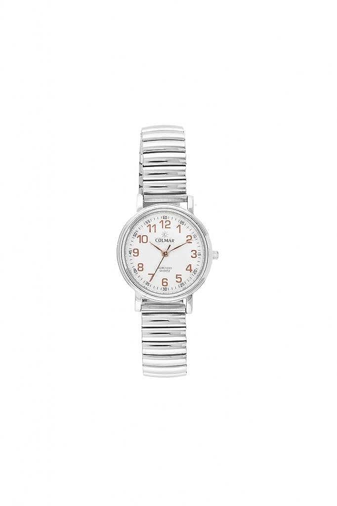 Colmar analógico-1671 Reloj mujer de pulsera analógico-: Amazon.es: Relojes