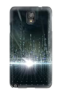 Tina Chewning's Shop For Galaxy Note 3 Fashion Design City Sci Fi People Sci Fi Case
