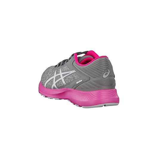 Grey Running Pink Nitrofuze Femme Asics CqxY4tg