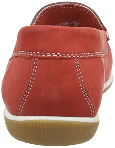 Brighton Red Rouge Bateau Chaussures Padders Femme zqddO
