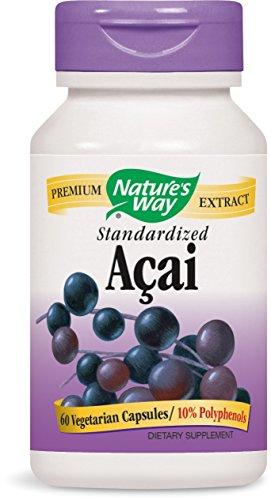 Nature's Way Acai, 60 Vcaps
