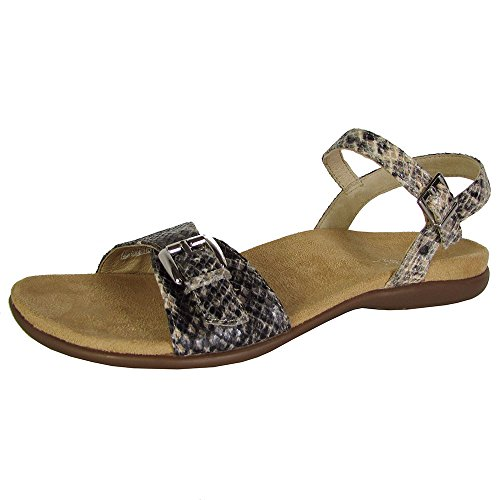 Vionic Womens Alita Orthaheel Slingback Sandal Shoe, Natu...