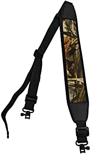 EastDeals Two Point Rifle Gun Sling with Swivels,Durable Shoulder Padded Strap,Length Adjuster