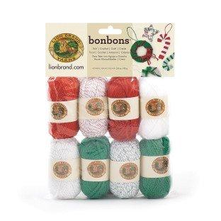 Yarn Pack - Jingle Bells Themed (Bon Bon Yarn)