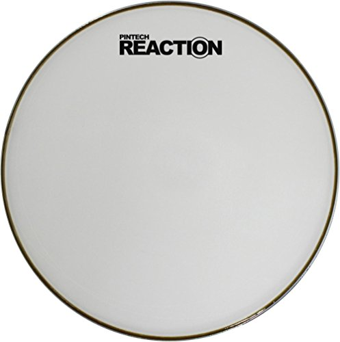Pintech Percussion RH-18W-BD White Reaction Series Mesh Head 18