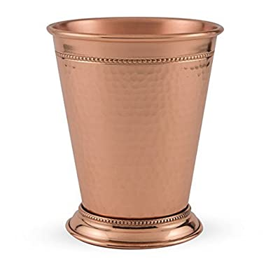 Mint Julep Cup - Hammered Copper - 12 fl oz