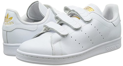 Hommes Or Cf Chaussures Stan ftwr Adidas Blanc Mt Smith Ftwr qIgRU8wH