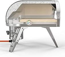 ROCCBOX Horno Portátil de Exteriories para Pizza - Calentado a Gas ...
