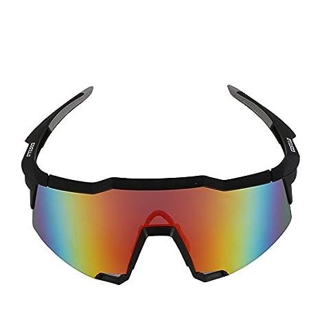 Bicicleta gafas de sol 2 lente antiniebla para bicicleta de ...