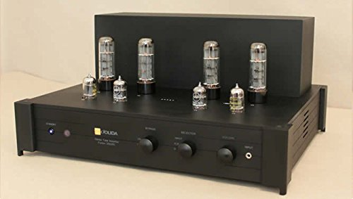 Jolida Audio - Fusion 3502 - Integrated Stereo Vacuum Tube Amplifier