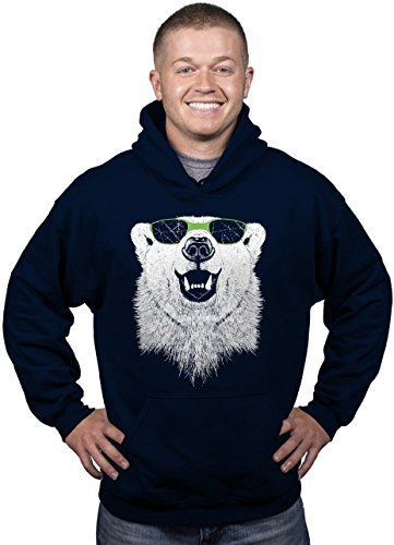 Polar Bear In Sunglasses Graphic