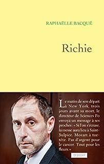 Richie, Bacqué, Raphaëlle