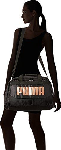 41dlggScRUL - PUMA Women's Evercat Dispatch Duffel, black/bronze, OS
