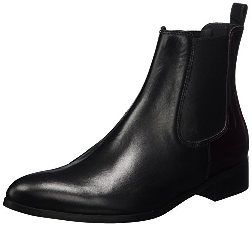 03 bordeaux Femme nero Bottines 1 Peperosa L440 Multicolore xnwS04qZq