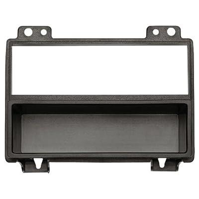 Phonocar 3/275Cache Radio Doble ISO/DIN para Ford Fiesta/Fusion/Transit negro