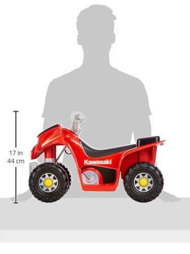 41dlhatP1pL - Power Wheels Kawasaki Lil' Quad