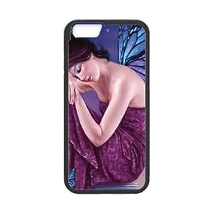 Sunset iPhone 6 4.7 Inch Cell Phone Case Black DIY Present pjz003_6479614