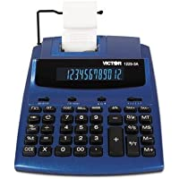 VICTOR 1225-3A 12 DIGIT COMERCAL PRNT/ANTI-MICRO - VICTOR OEM Calculators