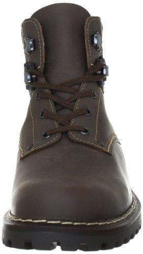 Josef Seibel Adelboden Herren Combat Boots Braun (340 brasil)