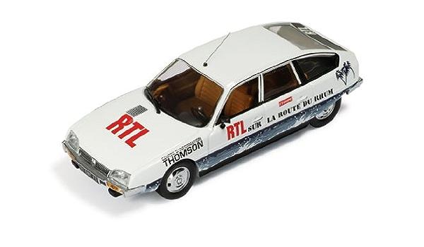 IXO – clc124 – Vehículo en Miniatura – Modelo a Escala ...