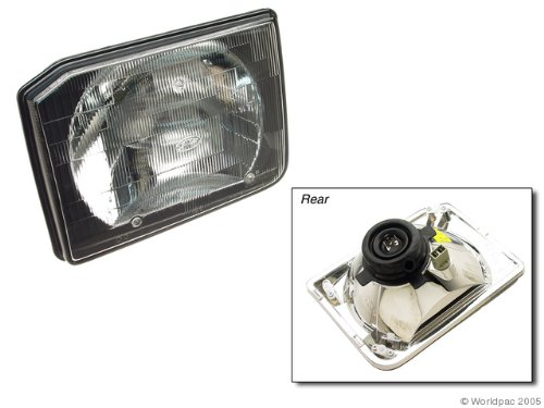 OES Genuine Land Rover Discovery Replacement Driver Side Headlight Assembly