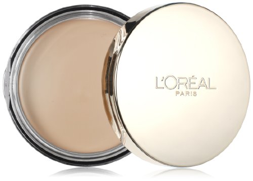 L'Oreal Paris Visible Lift Repair Absolute Foundation, Natural Beige, 0.70 Ounces