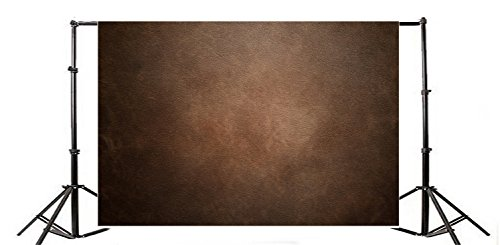 (Yeele 9x6ft Vintage Brown Photography Backdrops Retro Gradient Grunge Abstract Sepia Pastel Photo Background for Adult Baby Party Photobooth Photo Video Shoot Studio Prop Drop Vinyl Wallpaper)