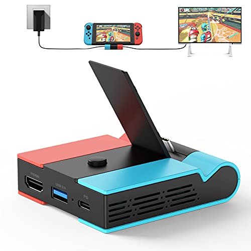 Nintendo Switch TV DOCK 4K HDMI USB 3.0