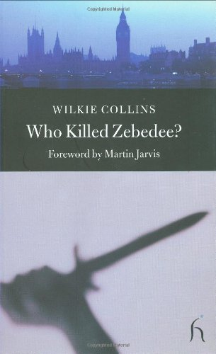book cover of Who killed Zebedee?