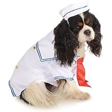 Rubie's Pet Costume, Small, Sailor Boy