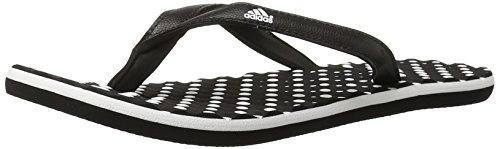 adidas Performance Women's Eezay Dots W Athletic Sandal,Whit