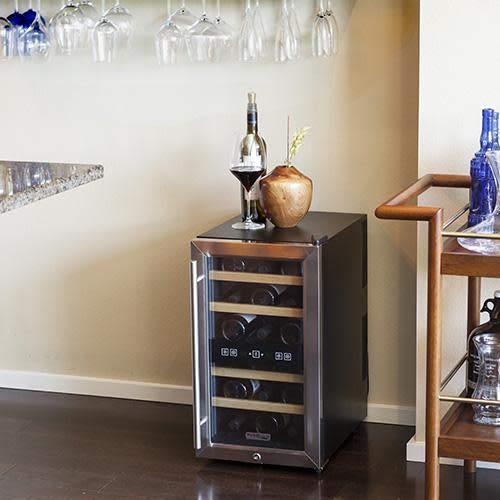 Buy compressor wine cooler