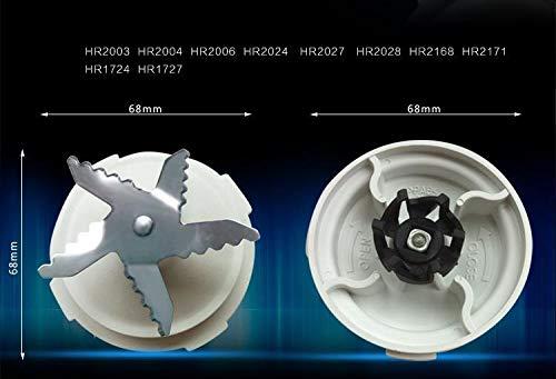 Blender BLADE for Philips HR7625 HR7620 RI7620 RI7625 HR2160 HR2168 HR2003 HR2004 HR2006 HR2024 HR2027 HR2028 etc. ()
