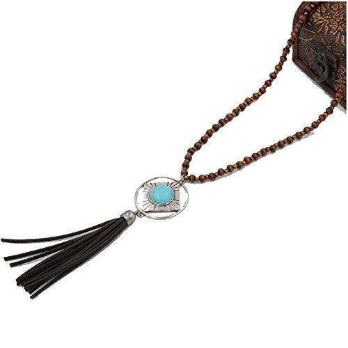 NL1200071C1 Alloy Folk-Custom Geometric Plating Women's Necklace