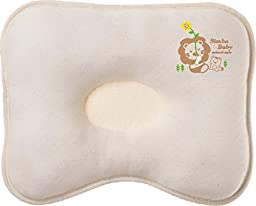 Simba Organic Cotton Breathable Pillow, Beige