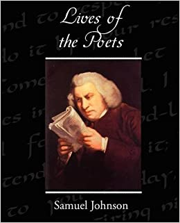 Book Lives of the Poets