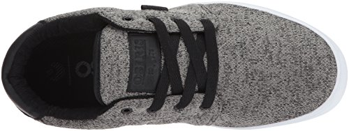 Skate Men's 8 US M Shoe Knit Mesa Black Osiris 1wv7CqEdw