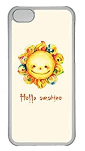 LJF phone case Apple iphone 6 4.7 inch Case - Hello Sunshine Funny Lovely Best Cool Customize iphone 6 4.7 inch Cover