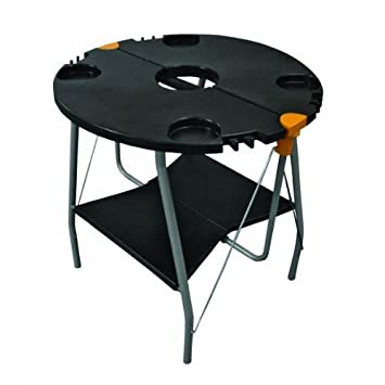 Amazon.com: Napoleon OG STAND Travel Q Stand Portable Gas Grill: Garden U0026  Outdoor