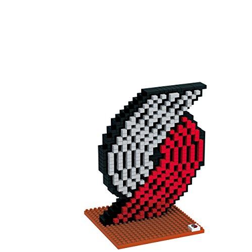 (Portland Trail Blazers 3D Brxlz - Logo)